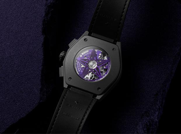 Фото №5 - Царственный фиолетовый: Zenith представил часы в новом цвете