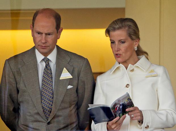 Фото №3 - Неожиданный секрет счастливого брака Софи и Эдварда Уэссекских