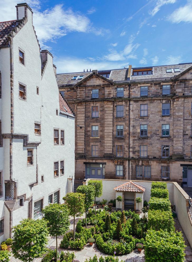 Фото №10 - Отреставрированный дом XVII века в Шотландии