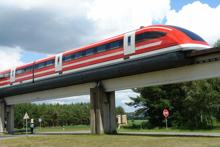 Фото №7 - Просьба выйти из вагона: 6 транспортных проектов, которые так и не изменили мир