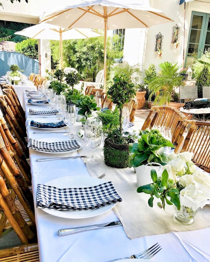 Фото №8 - Яркие идеи для летней сервировки