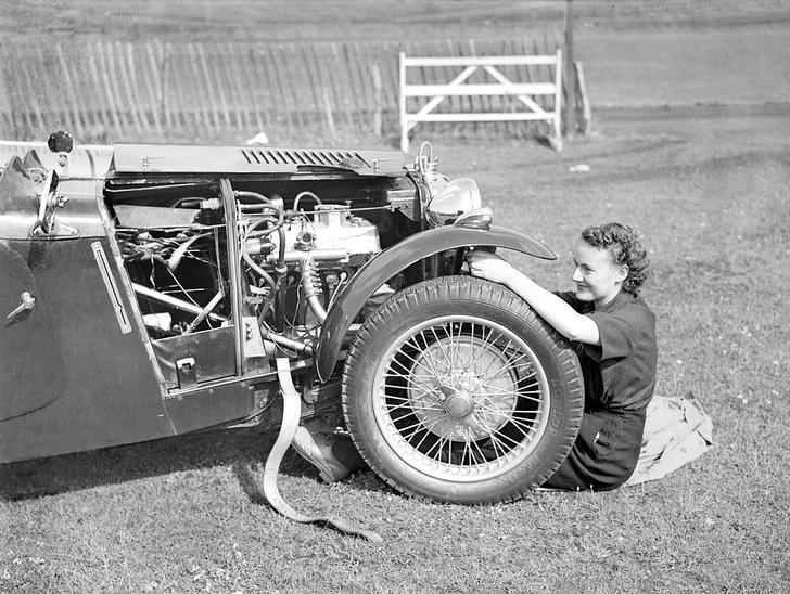 Фото №7 - «Начинка» для авто: интересные факты об изобретении автомобильных опций