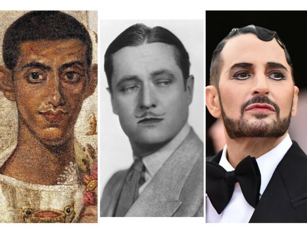 Фото №1 - Мужчины и макияж: краткая история тысячелетних отношений