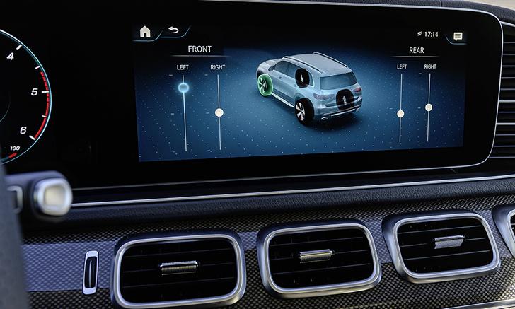 Фото №3 - Mercedes-Benz GLS-класса: «Майбаху» приготовиться