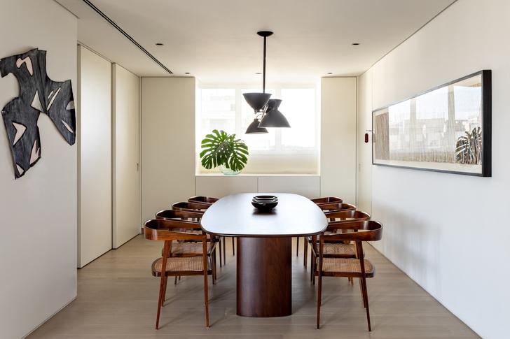Фото №6 - Светлая квартира для коллекционера в Сан-Паулу