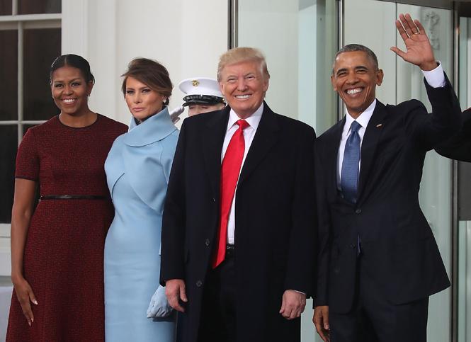 Фото №2 - Самые полезные факты об инаугурации Дональда Трампа