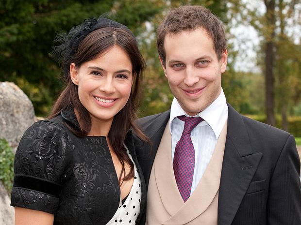 Фото №2 - Невестка «виндзорской нахалки» и актриса: почему королевская семья влюблена в Софи Уинклман
