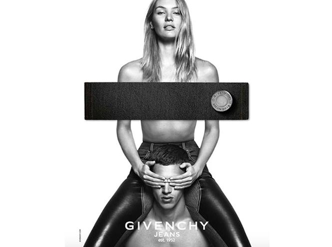 Фото №1 - Givenchy запускает линию одежды из денима и кожи