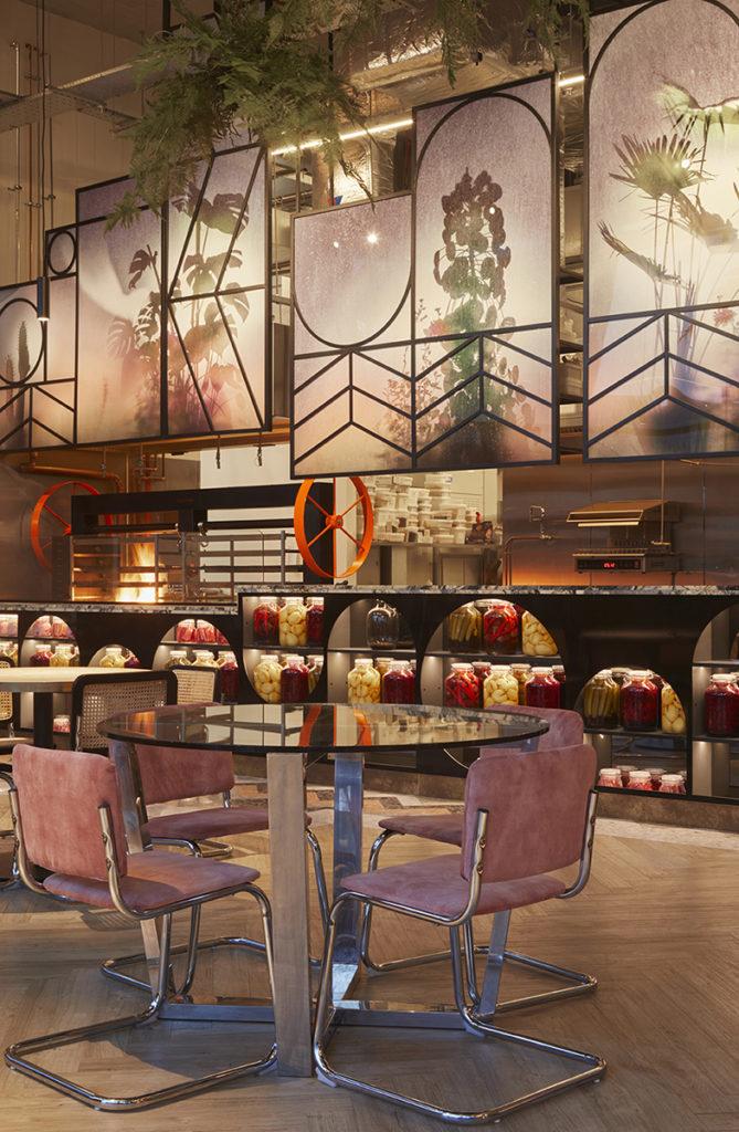 Фото №7 - Ресторан Bondi Green в Лондоне