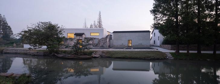 Фото №3 - Музей культуры на месте древних руин в Китае