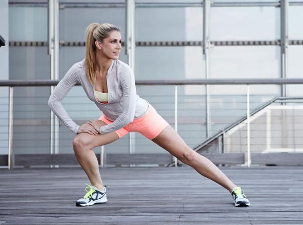 Фото №1 - Самые эффективные упражнения для ног