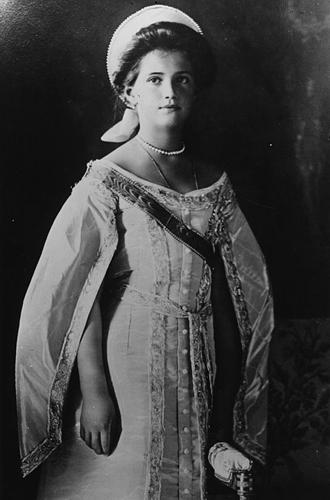 Фото №22 - Милые и забавные архивные фото царской семьи Романовых
