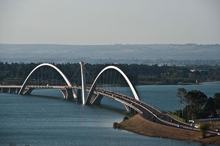 Фото №14 - Бразилиа: самый сумасшедший градостроительный проект в истории