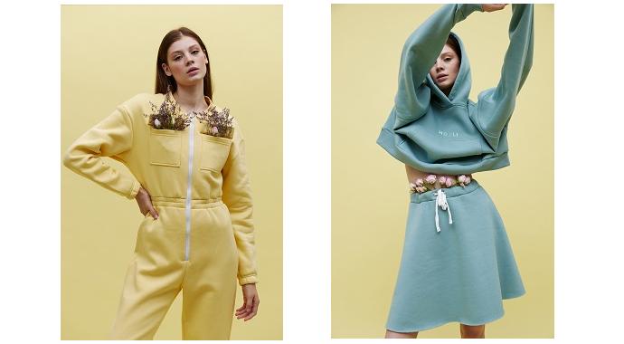 Hooli презентовал весеннюю капсулу casual одежды в новой палитре