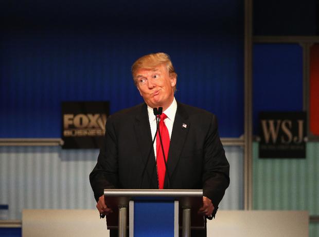 Фото №2 - Запутался в Америке: с Дональдом Трампом случился конфуз