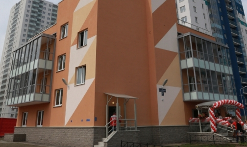 Фото №1 - В Петербурге открыли первый в России дом сопровождаемого проживания инвалидов