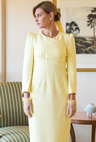 Фото №22 - Леди Зеленская: как одевается супруга президента Украины