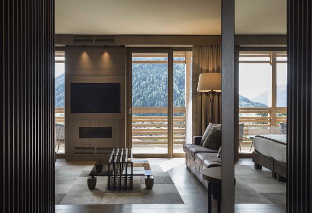 Фото №11 - Спа-отель Lefay в Доломитовых Альпах