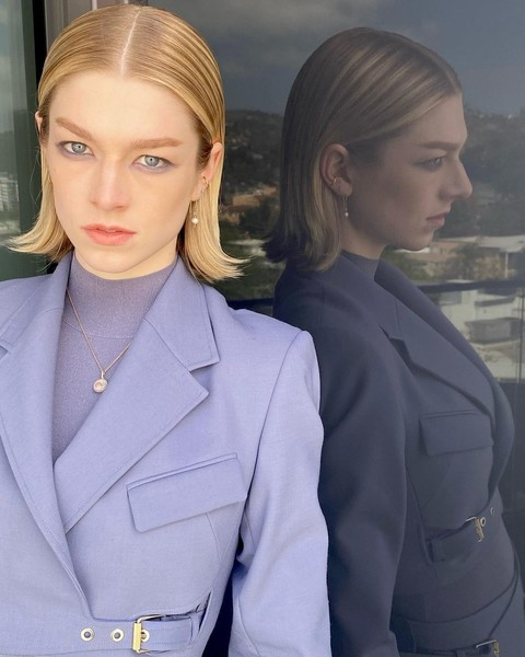Фото №6 - Не только банты и косички: самые модные и нарядные прически на 1 сентября