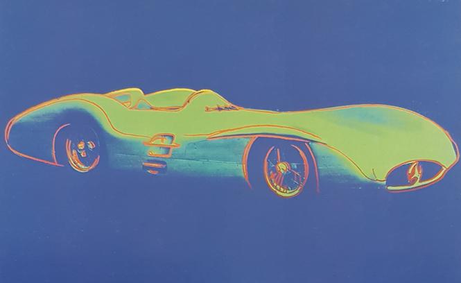 Фото №2 - В Москве откроется экспозиция «Любимая машина Энди Уорхола»