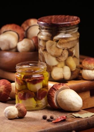 Фото №5 - Три дореволюционных рецепта соления грибов