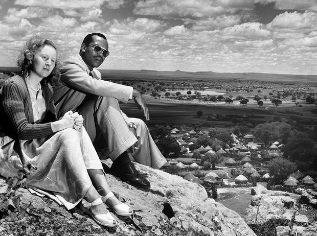 Фото №1 - Руфь и Серетсе: любовь, изменившая Африку