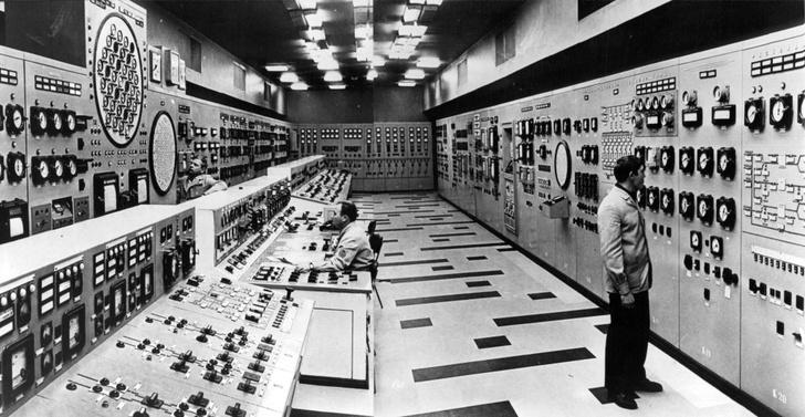 Фото №2 - Советские центры управления электростанциями: 16 фото для созерцания