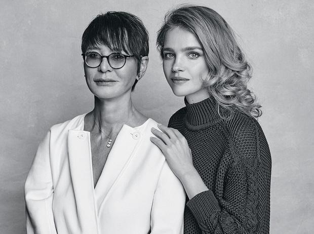 Фото №5 - Наталья Водянова и Ирина Хакамада: сложный разговор