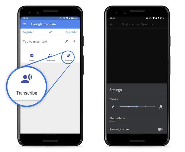 Фото №3 - Google запустил синхронный переводчик для смартфонов, работающий в режиме реального времени