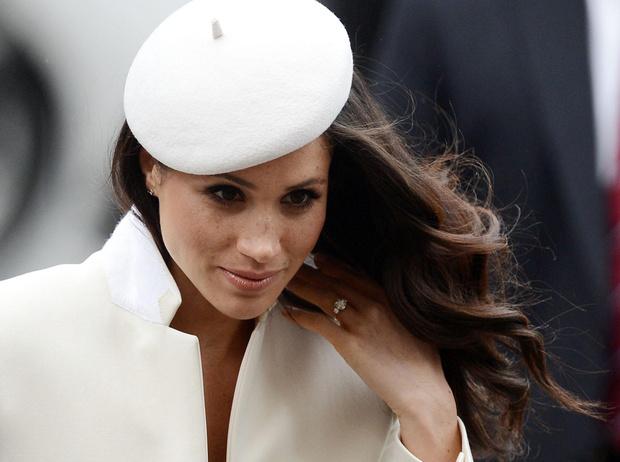 Фото №2 - Вне конкуренции: чем Меган Маркл отличается от бывших подруг принца Гарри