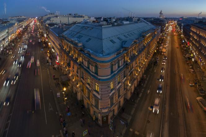 Фото №2 - 6 фактов о Санкт-Петербурге, которые расскажет отель Radisson Royal St. Petersburg