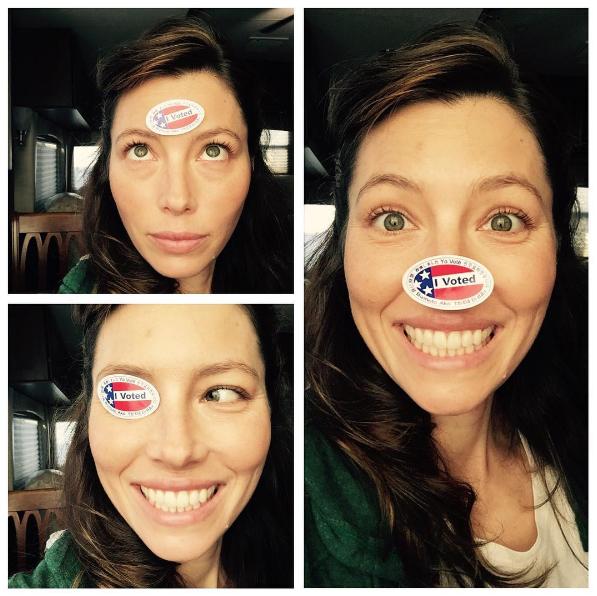Фото №19 - День выборов в звездном Инстаграме