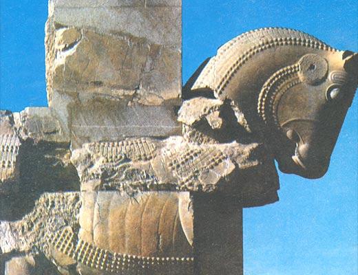 Фото №1 - Персидские мотивы