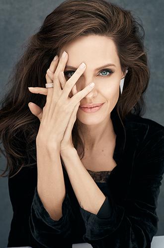 Фото №5 - Анджелина Джоли: «Для меня это совершенно новый опыт»