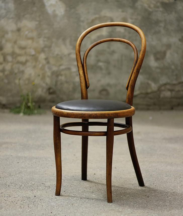 Фото №1 - Венский стул: гениальное дизайнерское изобретение
