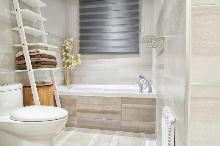 Фото №2 - 7 секретов, как вместить все необходимое в маленькую ванную