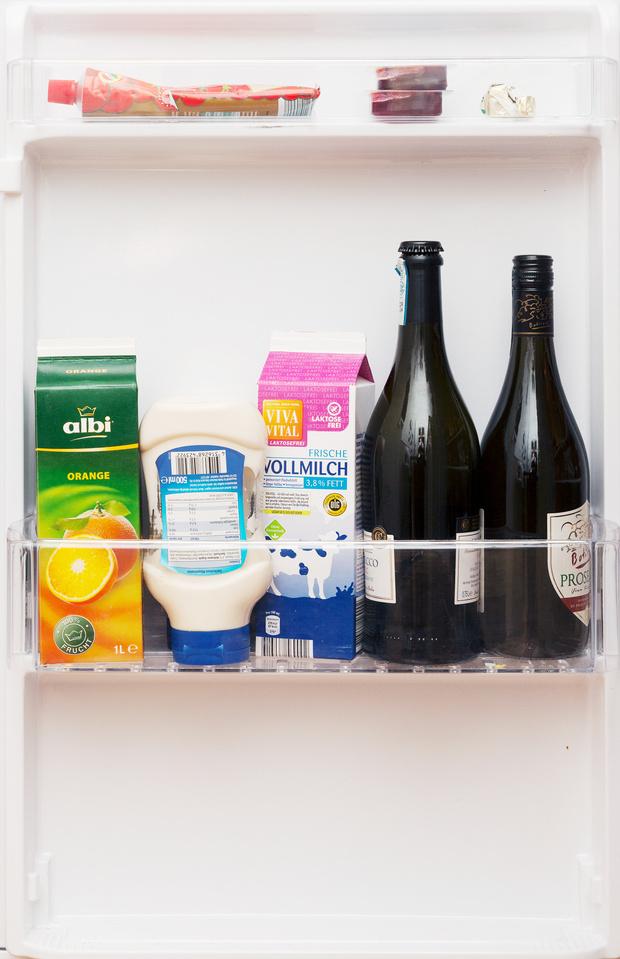 Фото №12 - Что лежит в холодильнике у жителей разных стран: 54 любознательных фото
