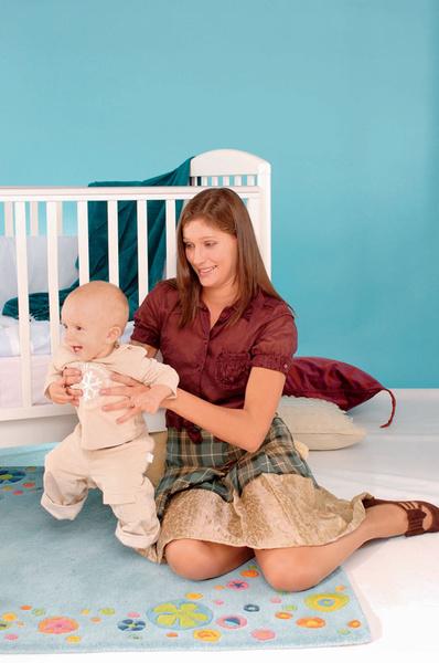 Фото №1 - Первые шаги: 7 упражнений, чтобы малыш быстрее пошел сам