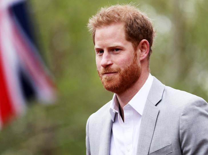 Фото №1 - Принц Гарри покинет Британию на следующей неделе (но ненадолго)