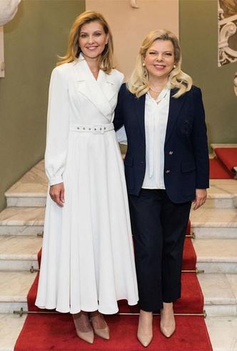 Фото №16 - Леди Зеленская: как одевается супруга президента Украины