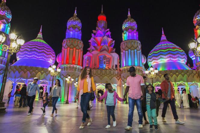Фото №2 - Fashiontainment: 5 причин посетить торговый фестиваль в Дубае