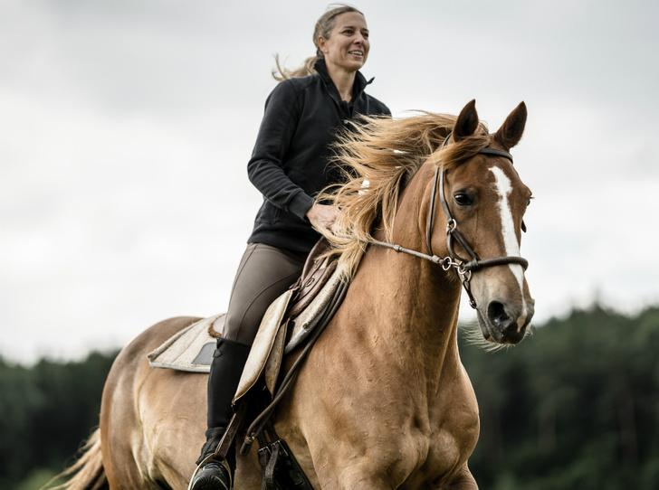 Фото №1 - Королевский спорт: что нужно знать о верховой езде