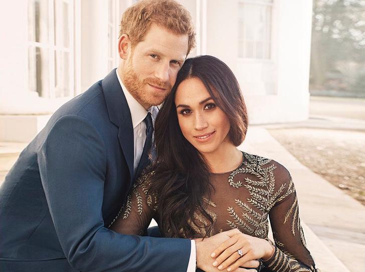 Фото №1 - Фото с намеком: 5 фактов о помолвочной фотосессии принца Гарри и Меган Маркл