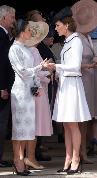 Летиция и Кейт
