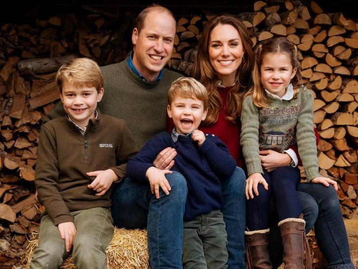 Фото №2 - Как в будущем изменится титул принца Луи (и почему это случится дважды)