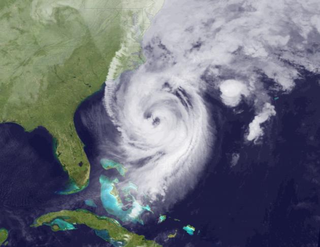 Фото №3 - Глаз бури: 7 удивительных фактов о тропических циклонах