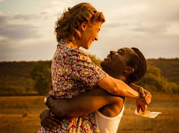 Фото №13 - Руфь и Серетсе: любовь, изменившая Африку