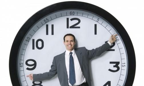 Фото №1 - Путин рассказал, когда будет принято решение о переводе часов