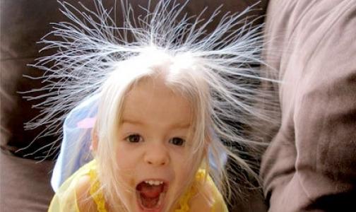Фото №1 - Зачем человеку волосы на теле