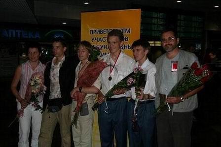 Фото №1 - Обладатель стипендии «Вокруг света» - чемпион мира по географии
